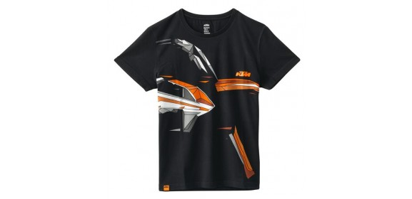 CAMISETA KTM SLICED TEE