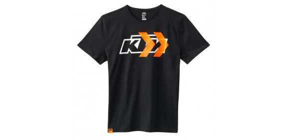 CAMISETA KTM ARROW NEGRA TEE