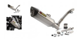 "AKRAPOVIC ""SLIP ON LINE"""