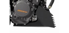 UNDER-ENGINE FAIRING (125/200 DUKE)