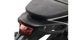 CARBON REAR COVER