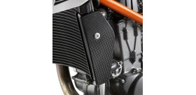 CARBON RADIATOR PROTECTION LEFT