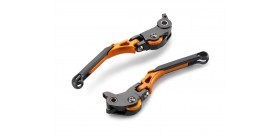 CLUTCH LEVER ARTICULATED AND ADJUSTABLE