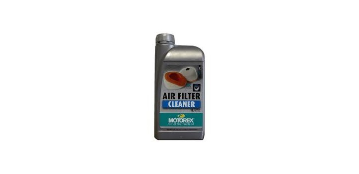 MOTOREX AIR FILTER CLEANER - 1 L