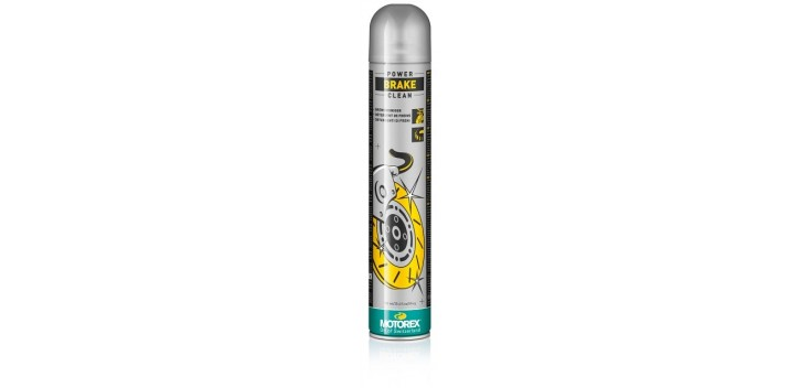 POWER BRAKE CLEAN MOTOREX - 750 ml.