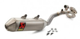 "Akrapovic ""Racing Line"""