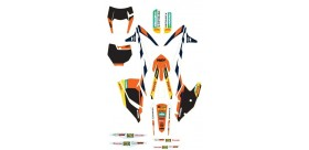FACTORY ENDURO GRAPHICS KIT