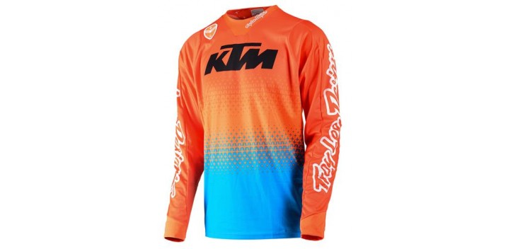 CAMISETA KTM TROY LEE