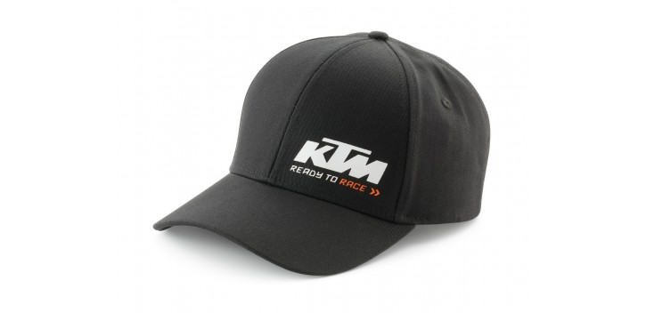 RACING BLACK CAP
