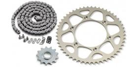 Drivetrain kit 17/38 KTM 950/990 Supermoto
