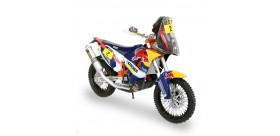 KTM 450 RALLY REPLICA MARC COMA ESCALA 1:12