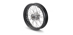 "SM FRONT WHEEL TUBELESS 3,5 X 17"" BY KTM"
