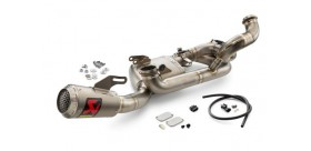 "KIT AKRAPOVIC ""EVOLUTION LINE"" BY KTM 1290 SUPER DUKE R 2020"
