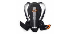KTM NUCLEON KR-2 BACK PROTECTOR BY ALPINESTARS