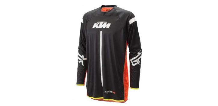 GRAVITY FX SHIRT BLACK BY KTM