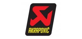 SXS12350509 ADHESIVO AKRAPOVIČ