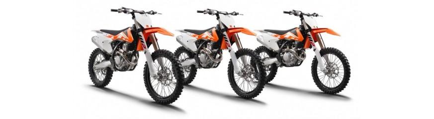 KTM Motorbikes