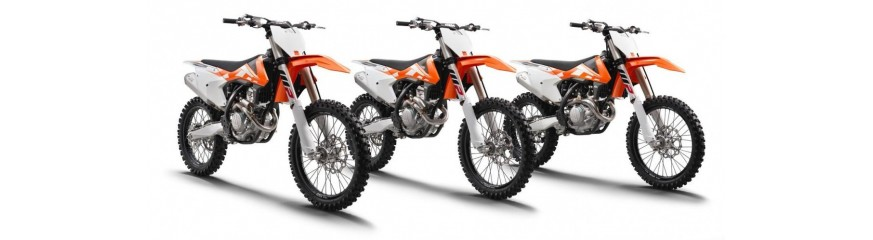 Motos KTM