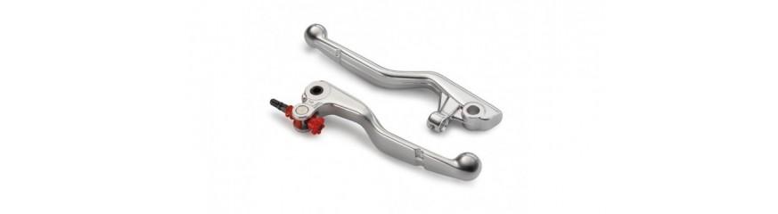 Clutch / brake lever