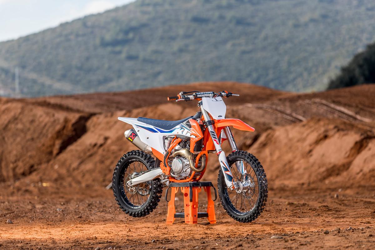 KTM SX 2022, novedades, fotos y precios